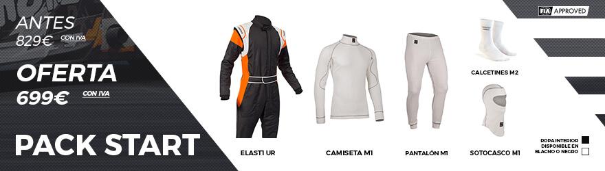 Pack START ELAST1 UR F159